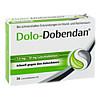 Dolo-Dobendan 1.4mg/10 mg Lutschtabletten, 36 ST, Reckitt Benckiser Deutschland GmbH