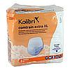 Kolibri comtrain soft extra XL Inkontinenz Pants, 14 ST, Igefa Handelsgesellschaft Mbh & Co. KG