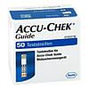 ACCU CHEK Guide Teststreifen, 50 ST, Actipart GmbH