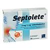 Septolete 3mg/1mg Lutschtabletten, 16 ST, TAD Pharma GmbH