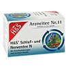 H&S Schlaf- und Nerventee N, 20X2.0 G, H&S Tee - Gesellschaft mbH & Co.