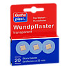Gothaplast Wundpflaster transparent Durchm. 2.2 cm, 20 ST, Gothaplast GmbH