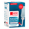 WEPA Nasendusche mit 10x2.95g Nasenspülsalz, 1 P, WEPA Apothekenbedarf GmbH & Co KG