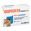 Ibuprofen Holsten akut 400 mg Filmtabletten, 50 ST, Holsten Pharma GmbH