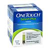 ONE TOUCH Select Plus Blutzucker Teststreifen, 100 ST, Pharma Gerke Arzneimittelvertriebs GmbH