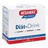 MEGAMAX DIAET DRINK Einzelportionen 4 Geschmackr., 4X42 G, Megamax B.V.