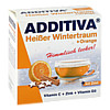 Additiva Heißer Wintertraum orange, 100 G, Dr.B.Scheffler Nachf. GmbH & Co. KG