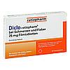 Diclo-ratiopharm bei Schmerzen und Fieber 25 mg, 20 Stück, ratiopharm GmbH