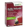 gesund leben Heißer Holunder+Vitamin D3, 20 ST, Gehe Pharma Handel GmbH