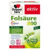 Doppelherz Folsäure 800 Depot, 60 ST, Queisser Pharma GmbH & Co. KG