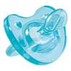 Sauger Physio Soft 100% Silikon blau CHICCO, 1 ST, Habitum Pharma