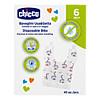 Einweg-Lätzchen Easy Meal CHICCO, 40 ST, Habitum Pharma