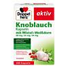 Doppelherz Knobl. Kap.m.Mistel+Weißdorn 60/24/54mg, 480 ST, Queisser Pharma GmbH & Co. KG