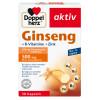 Doppelherz Ginseng 250 + B-Vitamine + Zink, 30 ST, Queisser Pharma GmbH & Co. KG