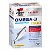 Doppelherz Omega-3 Konzentrat 1500 system, 120 ST, Queisser Pharma GmbH & Co. KG