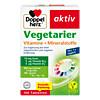 Doppelherz Vegetarier Vitamine+Mineralstoffe Aktiv, 100 ST, Queisser Pharma GmbH & Co. KG