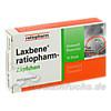 Laxbene® ratiopharm-Zäpfchen, 10 St, ratiopharm Arzneimittel Vertriebs-GmbH