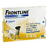 Frontline Spot Kl Hund, 3 Stk., Merial S.A.S.