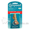 Compeed Blasenpflaster small, 6 Stk., JOHNSON&JOHNSON GES M B H