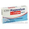 Dr. Böhm® Magnesium nur 1 Dragee täglich, 30 ST, Apomedica Pharmazeutische Produkte GmbH