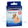 Hansaplast Fingerstrips 19 x 120 mm, 16 Stk., BEIERSDORF G M B H