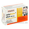 ratioDolor® akut 300 mg Schmerztabletten, 50 St, Ratiopharm Arzneimittel GmbH