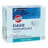 Emser Nasenspülsalz (2,5 g für 250 ml), 20 Beutel, SIEMENS & CO – Heilwasser und Quellenprodukte des Staatsbades Bad Ems GmbH & Co.