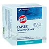 Emser Nasenspülsalz (2,5 g für 250 ml), 50 Beutel, SIEMENS & CO – Heilwasser und Quellenprodukte des Staatsbades Bad Ems GmbH & Co.