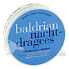 Baldrian Sanova Nacht-Dragees, 40 ST, Sanova Pharma GesmbH, OTC