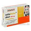 ratioDolor® akut 400 mg, 20 St, ratiopharm Arzneimittel Vertriebs-GmbH