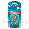 Compeed Blasenpflaster Mix, 5 Stk., JOHNSON&JOHNSON GES M B H