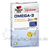 Doppelherz Omega-3 Junior Gel-Tabs, 60 Stk.,