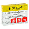 BIOGELAT® Knoblauch-Mistel-Weißdorn Kapseln, 30 st, Kwizda Pharma GmbH