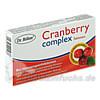 Dr. Böhm® Cranberry complex, 30 St, Apomedica Pharmazeutische Produkte GmbH