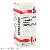 AGARICUS C12, 10 G, Dhu-Arzneimittel GmbH & Co. KG