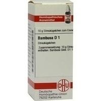 Bambusa D 1, 10 G, Dhu-Arzneimittel GmbH & Co. KG