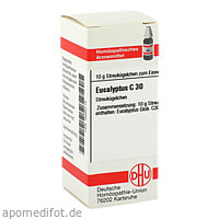 EUCALYPTUS C30, 10 G, Dhu-Arzneimittel GmbH & Co. KG
