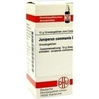 JUNIPERUS COMMUNIS D12, 10 G, Dhu-Arzneimittel GmbH & Co. KG