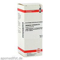 JUNIPERUS COMM D 4, 50 ML, Dhu-Arzneimittel GmbH & Co. KG