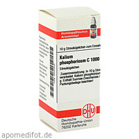 KALIUM PHOSPHORICUM C1000, 10 G, Dhu-Arzneimittel GmbH & Co. KG