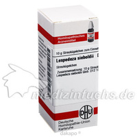 LESPEDEZA SIEBOLDII D12, 10 G, Dhu-Arzneimittel GmbH & Co. KG