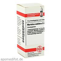 MYRISTICA SEBIFERA D200, 10 G, Dhu-Arzneimittel GmbH & Co. KG