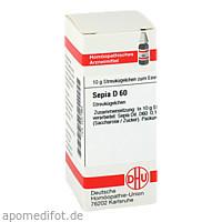SEPIA D60, 10 G, Dhu-Arzneimittel GmbH & Co. KG