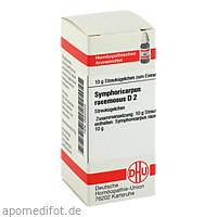 SYMPHORICARPUS RACEM D 2, 10 G, Dhu-Arzneimittel GmbH & Co. KG