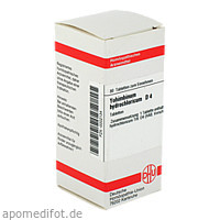 YOHIMBINUM hydrochloricum D 4, 80 ST, Dhu-Arzneimittel GmbH & Co. KG