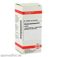 ZINCUM PICRINICUM D 6, 80 ST, Dhu-Arzneimittel GmbH & Co. KG