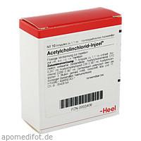 ACETYLCHOL INJ HOM ALL, 10 ST, Biologische Heilmittel Heel GmbH