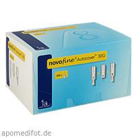 NOVOFINE Autocover 30g, 100 ST, Novo Nordisk Pharma GmbH
