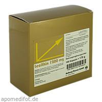 Lecithin, 100 ST, Fbk-Pharma GmbH