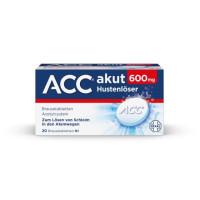 ACC akut 600, 20 ST, HEXAL AG